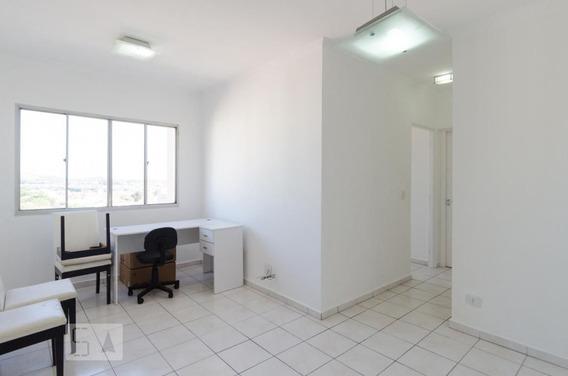 Apartamento No 9º Andar Com 2 Dormitórios E 1 Garagem - Id: 892945629 - 245629