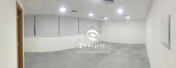 Sala À Venda, 42 M² Por R$ 300.000,00 - Vila Bastos - Santo André/sp - Sa0330