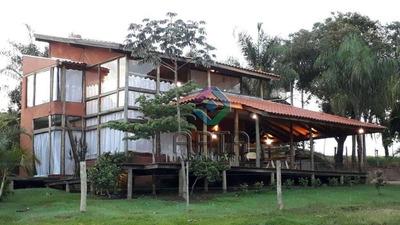 Rancho Residencial À Venda, Zona Rural, Delfinópolis - Ra0001. - Ra0001
