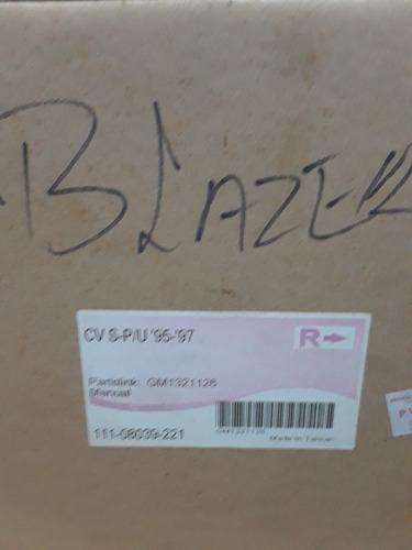 Retrovisores Ambos Lados Blazer Año 95-97 Manual