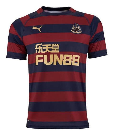 Nova Camisa Newcastle Oficial Away 18/19 + Personalização!