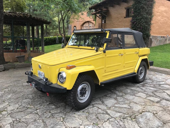 Vw Safari Convertible 1978