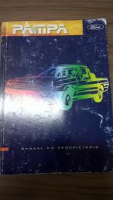 Manual Do Proprietário Ford Pampa 97