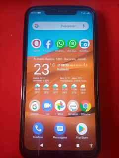 Smartphone Blu Xl Plus 128gb/6gb Ram