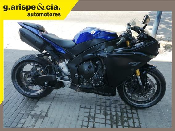 Yamaha Yzfr1 2012