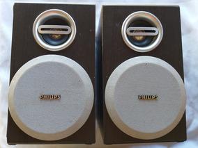 Caixas Acústicas Philips Com Defeito