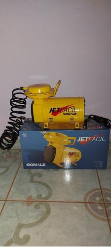 Imagem 1 de 5 de Compressor Jet Fácil Schulz