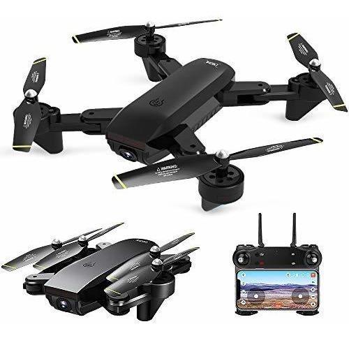 Drone Goolrc Con Cámara Sg700-d Fpv Rc 4k Hd Gran Angular Po