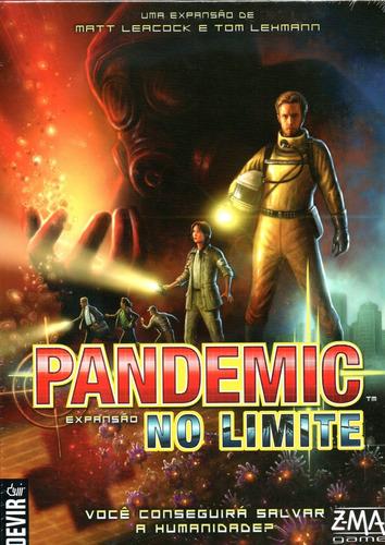 Imagem 1 de 2 de Jogo Pandemic No Limite Expansao - Devir - Bonellihq C19