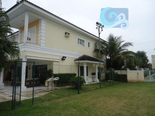 Imagem 1 de 27 de Casa À Venda - Condomínio Jardim Acapulco - Guarujá - Ca0159