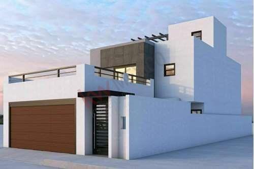 Imagen 1 de 18 de Casa En Preventa De 3 Recamaras En Residencial San Marino, Tijuana Con Terraza Y Vista Al Mar