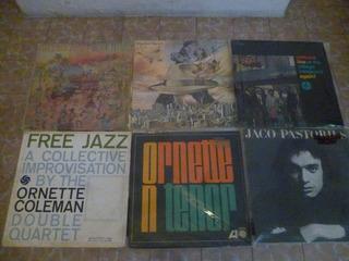 Remate De Vinilos, Lp, Acetatos, Jazz, Rock Progresivo.