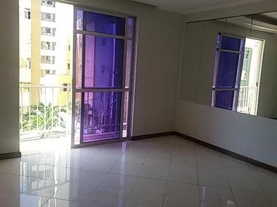 Apartamento 3 Quartos, 01 Suíte, 115m², Varanda, Armários, Despensa, Dependência De Empregada, 03 Vagas De Garagem Que Cabem 4 Carros - Ap2065