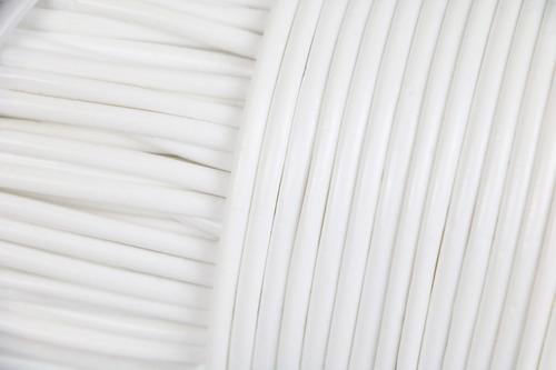 Plástico/hilo Acapulco Para Tejer  Blanco 4 Madejas