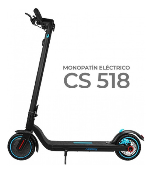 Monopatin Electrico Mobox Scooter Cs518 Panel Tactil Nuevo