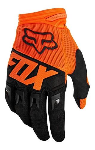 Imagen 1 de 4 de Guantes Fox Dirtpaw Motocross ( Orange ) #22751-009
