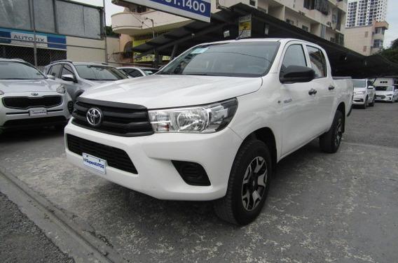 Toyota Hilux 2018 $ 20499