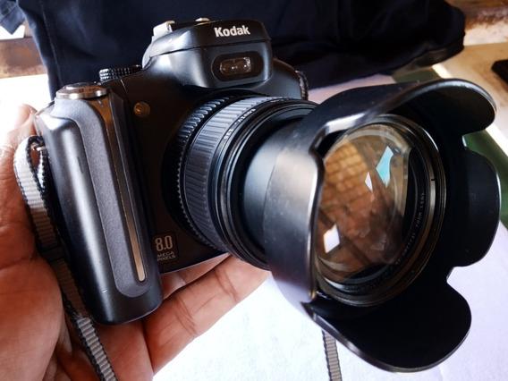 Câmera Digital Kodak P880 + Acessórios