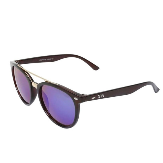 Óculos De Sol Masculino Sandro Moscoloni Guy Preto