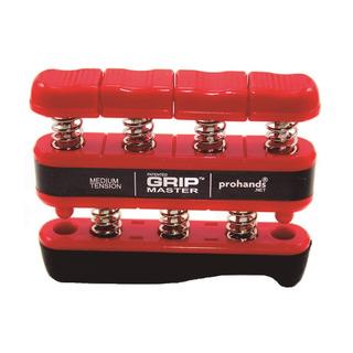 Ejercitador Para Dedos Interfisica Digiflex Rojo