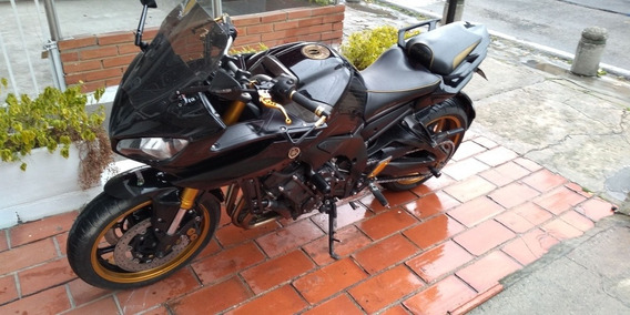 Yamaha Fz 8 Sport