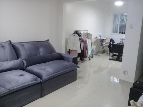 Casa Comercial Com 4 Dormitórios Para Alugar, 400 M² Por R$ 9.500/mês - Vila Belmiro - Santos/sp - Ca0539