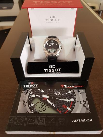 Relógio Tissot T-touch 2