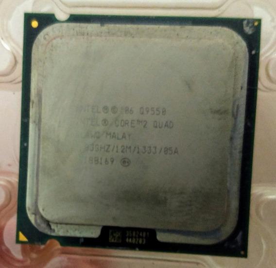 Processador Intel Core Quad Q9550