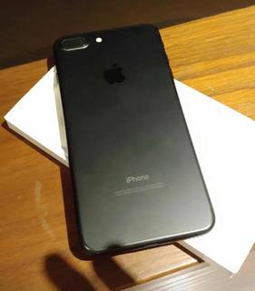 iPhone 7 Plus 32 Gb Negro 10/10