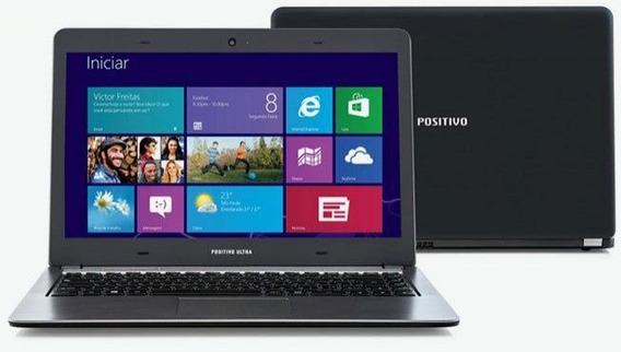 Notebook Positivo Ultra Intel Dual Core 4gb 500gb 14