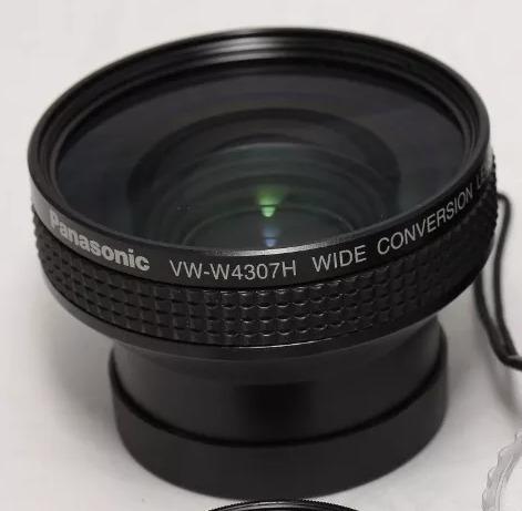 Lente Vw-w4307h Para Filmadora Panasonic Ag Hmc 40 / 41