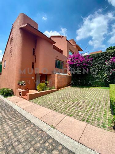 Imagen 1 de 14 de Casa Venta Con Vigilancia En Lomas Verdes, Naucalpan