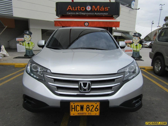 Honda Cr-v Crv 2wd Lx At
