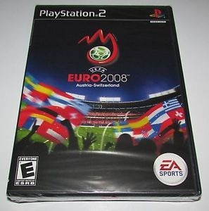 Uefa Euro 2008 Para Ps2 En Excelente Estado $230