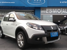 Renault Sandero Stepway 1.6 Hi-power 5p 2013 / 2013