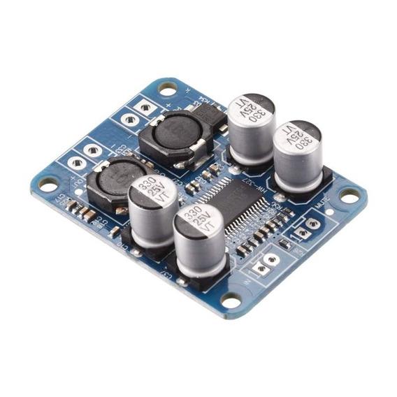 Amplificador Tpa3118 Placa Classe D 10v A 24v Mono 60w Rms
