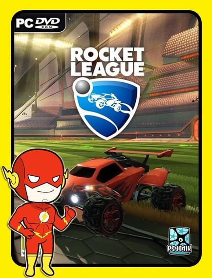 Rocket League Pc - Steam Key (envio Flash)