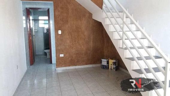 Casa Com 2 Dorms, Sítio Do Campo, Praia Grande - R$ 200 Mil, Cod: 829 - V829