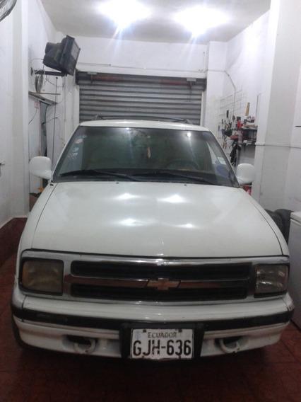 Chevrolet Blazer 4x4 Totalmente Renovada