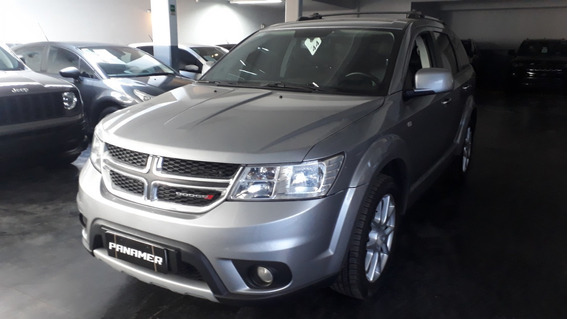 Oportunidad Dodge Journey R/t V6 3.6 2017 78mkm Como Nueva!!