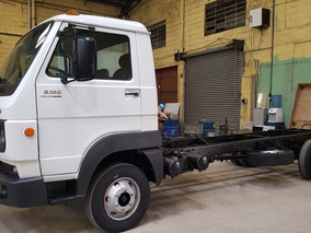 Vw 8160 13/13 No Chassi
