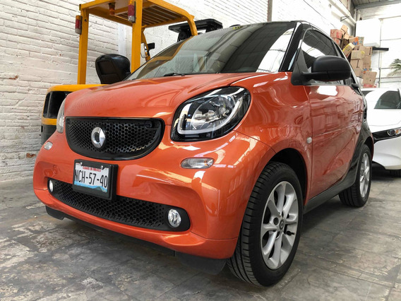 Smart Fortwo 8.9l Passion Convertible . At 2018