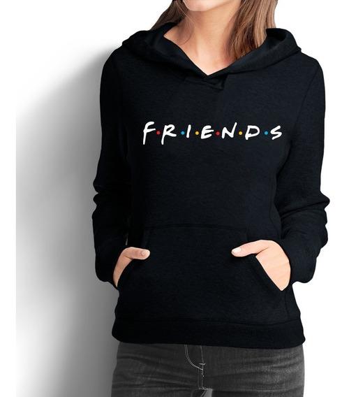 Moletom Friends Serie Feminina Blusa Casaco Seriado +brinde