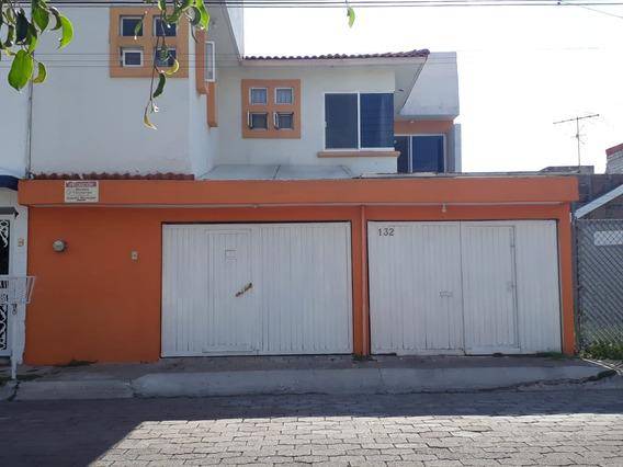 Querétaro, Lomas Del Marques, Casa Amueblada En Renta!