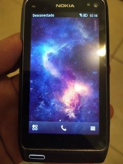 Celular Nokia N8 Para Usar En Personal Con Garantía 30 Dias
