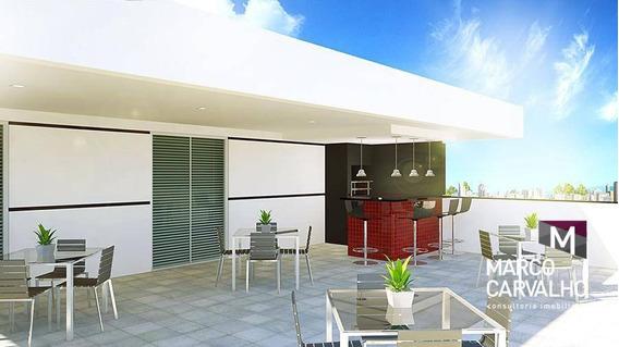 Apartamento Residencial À Venda, Centro, Marília. - Ap0092