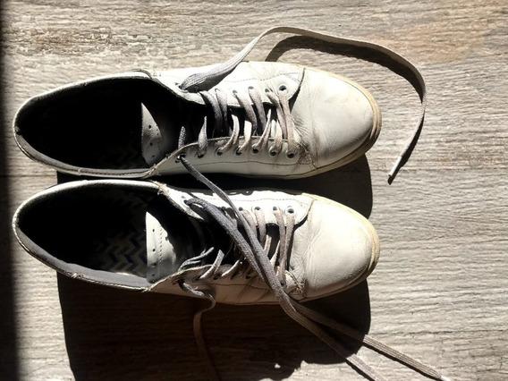 Zapatillas Fraga Blancas Tascani 41