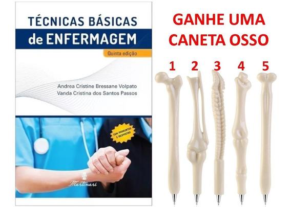Técnicas Básicas De Enfermagem Volpato - Edição Atualizada