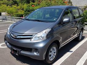 Toyota Avanza 1.5 Premium 99hp At 2015