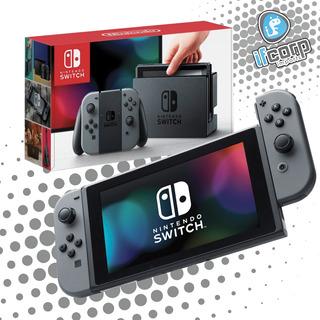 Consola Nintendo Switch Gris Entrega Inmediata Pregunta Jueg